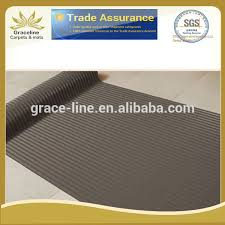 Colorful Plastic Floor Mat For Home