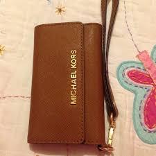 55% off Michael Kors Accessories Michael Kors iPhone 5 wallet