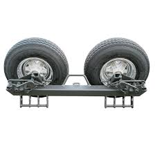 100 Truck Tow Dolly Self Loading Light Weight N Com