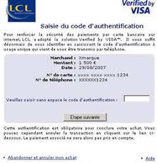 si e la banque postale payer par carte avec 3d secure clients lcl secure bnp hsbc