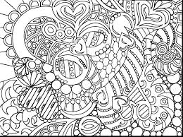Breakthrough Abstract Coloring Pages For Teenagers Difficult Free Printablefree Kids Detailed