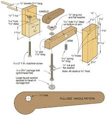 Make Your Own Hold Down Clamp Like The One Shown Here