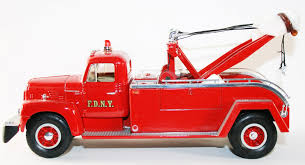 100 1957 International Truck First Gear R200 Tow FDNY Chicago Fire