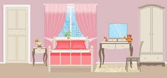 baby mädchen schlafzimmer raumausstattung mit möbeln