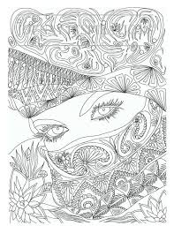Adult Coloring Therapy Free Photo Image Downloadable Pages