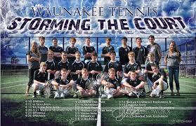 Waunakee Tennis Poster 12 Copy