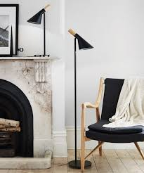 Target Floor Lamp With Shelves by Living Room Bright Black Floor Lamps Torchiere Black Floor Lamp