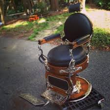 Theo A Kochs Barber Chair Footrest by 123 Best Restored Antique Barberchairs Images On Pinterest