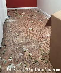 replacing the carpet with vinyl plank flooring hometalk