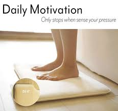 Mat Rug Pressure Sensitive Smart Alarm Clock FeelGift
