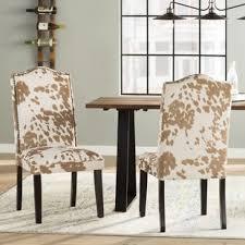 Healdsburg Nailhead Parsons Chair Set Of 2