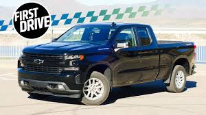 100 Chevy Hybrid Truck 2019 Chevrolet Silverado With Four Cylinders Feels Strong Enough But