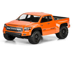 Toyota Tundra TRD Pro True Scale Short Course Truck Body (Clear) By ... Toyota Tundra Trucks With Leer Caps Truck Cap 2014 First Drive Review Car And Driver New 2018 Trd Off Road Crew Max In Grande Prairie Limited Crewmax 55 Bed 57l Engine Transmission 2017 1794 Edition Orlando 7820170 Amazoncom Nfab T0777qc Gloss Black Nerf Step Cab Length Cargo Space Storage Wshgnet Unparalled Luxury A Tough By Devolro All Models Offroad Armored Overview Cargurus Double Trims Specs Price Carbuzz
