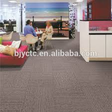 manufacturer china square commercial office washable floor carpet