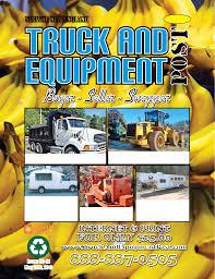 Truck Equipment Post 20 21 2015