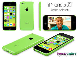 Apple iPhone 5C 16GB Green Cheapest UK Contract Deals