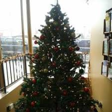 7 Ft Pre Lit Christmas Donated To Youth Outreach Services Trees