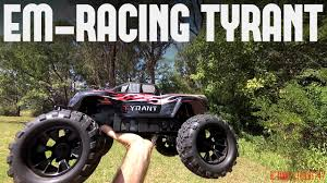 EM-Racing Tyrant 1/8 4WD Brushless RC Monster Truck - Skate Bowl ... Top10bshlessrctrucks Choosing A Brushless Motor For Your Rc Car Youtube Bashing With Two Jlb Racing Cheetah Monster Trucks Outcast Blx 6s 18 Scale 4wd Electric Offroad Stunt Lipo Ready To Run 24 Ghz Channel 80 Kmh High Speed Buggy 1 10 Black Esc 4x4 Off Road Cars Truck 15 Scale Brushless 8s Lipo Rc Car Video Of Car Splash Water And Emracing Tyrant Truck Speed Runs Top Best Brushless Trucks
