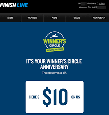Finish Line Winners Circle Coupon Code / Best Starwood Resorts Latest Finish Line Coupons Offers October2019 Get 50 Off Line Coupon June 2019 Bazil Coupons Webster Ny Weekly Deals Raybuck Up To 75 Off End Of Season Sale Macys Hot Last Call Codes Phone Orders J23 Iphone App On Twitter Jordan 6 Retro Ltr Flint 5pc Clinique Plenty Of Pop Set 7pc Gift 30 More Free Sh Nikes Finish Online Whosale Weekly Ad Coupon And Promo Code At Disuntspoutcom 10 60 2018 Sawatdee Thousands Codes Printable