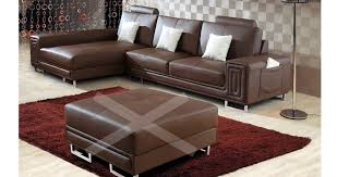 canape cuir angle gauche canape angle marron canap d 39 angle en tissu marron canap pas
