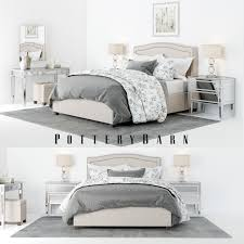 Pottery Barn Bedroom Sets by Pottery Barn Tamsen Bedroom Set With Decor