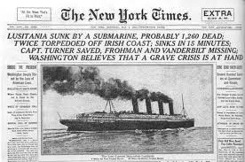 Sinking Of The Britannic Youtube by Geogarage Blog 7 15 12 7 22 12