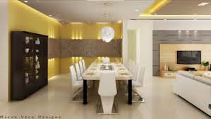 Dining Room Design 3d Designs By Mirva Vora Modern