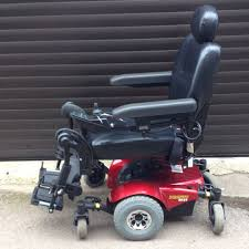 pronto m41 powerchair