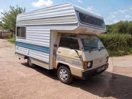For Sale Mitsubishi L300 Pioneer Small Motorhome