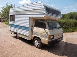 For Sale Mitsubishi L300 Pioneer Small Motorhome