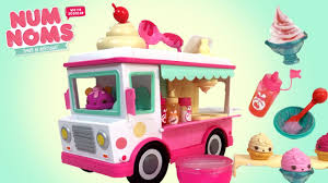99 Truck Craft Num Noms Lip Gloss Kit W Special Edition Cherry Scoop