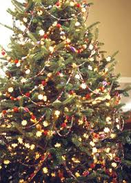 Christmas Tree Garland Beads 01