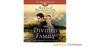 Amazon The Divided Family Amish Millionaire Book 5 Audible Audio Edition Wanda E Brunstetter Jean Rebecca Gallagher