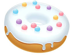 500x371 Doughnut Clipart Food