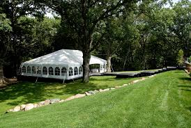 Level Tent On Stage For Backyard Wedding With Stepped Walkway 25 Cute Event Tent Rental Ideas On Pinterest Tent Reception Contemporary Backyard White Wedding Under Clear In Chicago Tablecloths Beautiful Cheap Tablecloth Rentals For Weddings Level Stage Backyard Wedding With Stepped Lkway Decorations Glass Vas Within Glamorous At A Private Residence Orlando Fl Best Decorations Outdoor Decorative Tents The Latest Small Also How To Decorate A Party Md Va Dc Grand Tenting Solutions Tentlogix