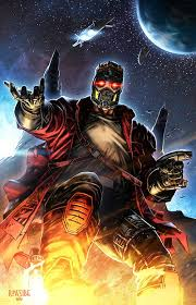 Peter Quill Aka Star Lord