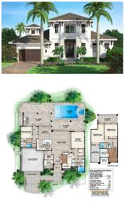 100 Beach Home Floor Plans House Plan Transitional West Indies