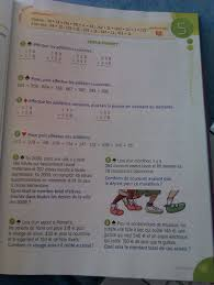 portée de maths ce2