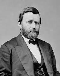 Ulysses S Grant By Brady C1870 Restored