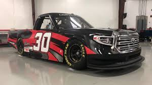 2018 NASCAR Camping World Truck Series Paint Schemes - Team #30