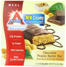 Amazon.com: Atkins Advantage Bars, Chocolate Peanut Butter, 2.1 ... Atkins Chocolate Peanut Butter Bar 21oz 5pack Meal Amazoncom Special K Protein Strawberry 6count 159 Pure Pro 21 Grams Of Deluxe 176 Oz 6 Ct Replacements Shakes Bars More Gnc Chip Granola 17oz Replacement Healthy 15 That Are Actually Highprotein Myproteincom Weight Loss Diet Exante Slim Fast Shakes 1 Month Nutrisystem Soy Coent Top 10 Best Ebay Nutritional Amazoncouk The Orlando Dietian Nutritionist
