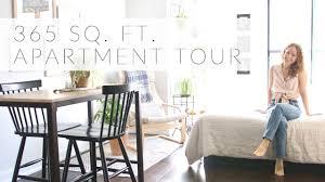 100 Bachlor Apartment STUDIO APARTMENT TOUR 365 Sq Ft Studiobachelor Apartment