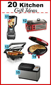 20 Kitchen Gift Ideas Gift Guide for Busy Home Cooks