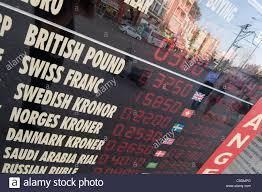 bureau change exchange rate rates tourist retail retailer bureau de change
