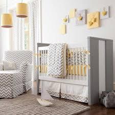 Gray And Yellow Boy Crib Bedding Tags Yellow And Gray Crib
