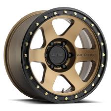 Con 6 | Bronze Off-road Truck Wheels | Method Race Wheels