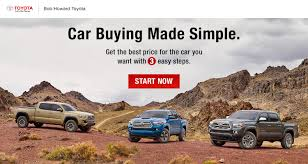 New Toyota Cars, Trucks & SUVs For Sale In OKC