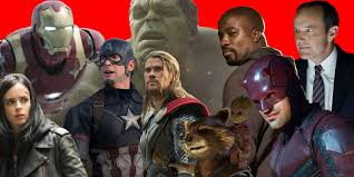 Marvel Cinematic Universe In Chronological Order How To Watch The Entire MCU