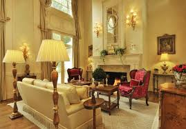 French Chateau Traditional Living Room Miami by Kenneth