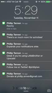 Roomy Jailbreak Tweak fits more Notifications on iPhone s Lock Screen
